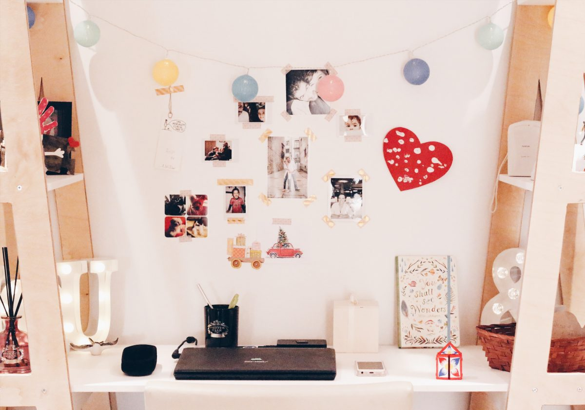 new workspace DIY by Guigz